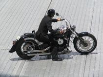 Bikerinblack